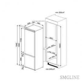 SMEG C3180FP
