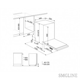 SMEG ST4523IN