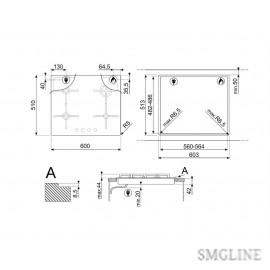 SMEG PV864PO